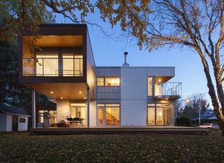 L House by CCM2 Architectes
