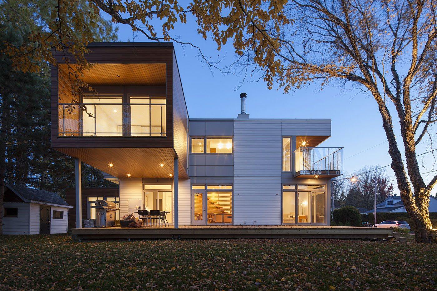 L House By Ccm2 Architectes Caandesign Architecture