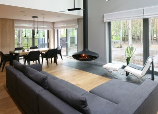 Legionowo House by Nasciturus Design