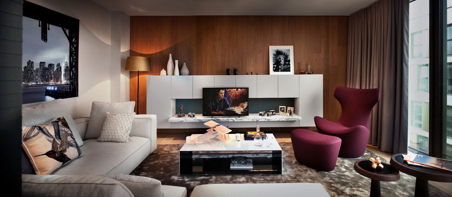 Leman Street Penthouse by TG-STUDIO