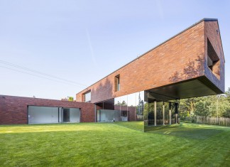 Living-Garden House in Katowice by KWK Promes
