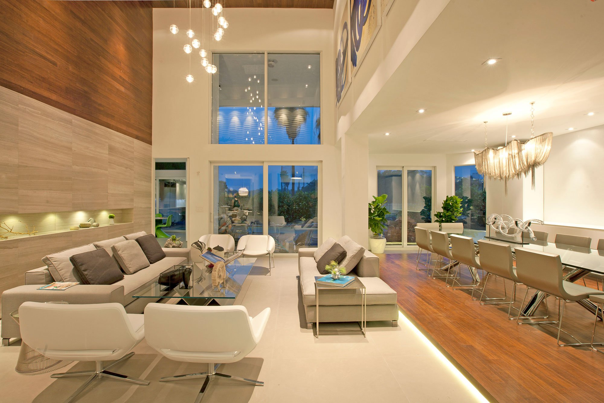 Miami Modern Home By DKOR Interiors. Home Design