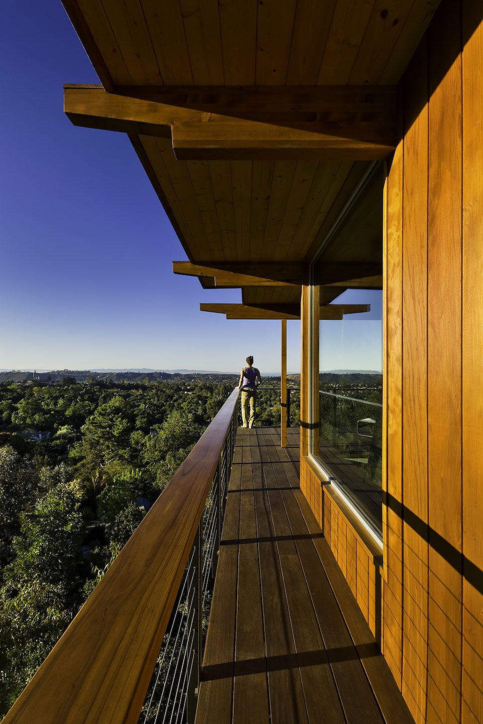 Mid Century Modern Residence By Ab Design Studio