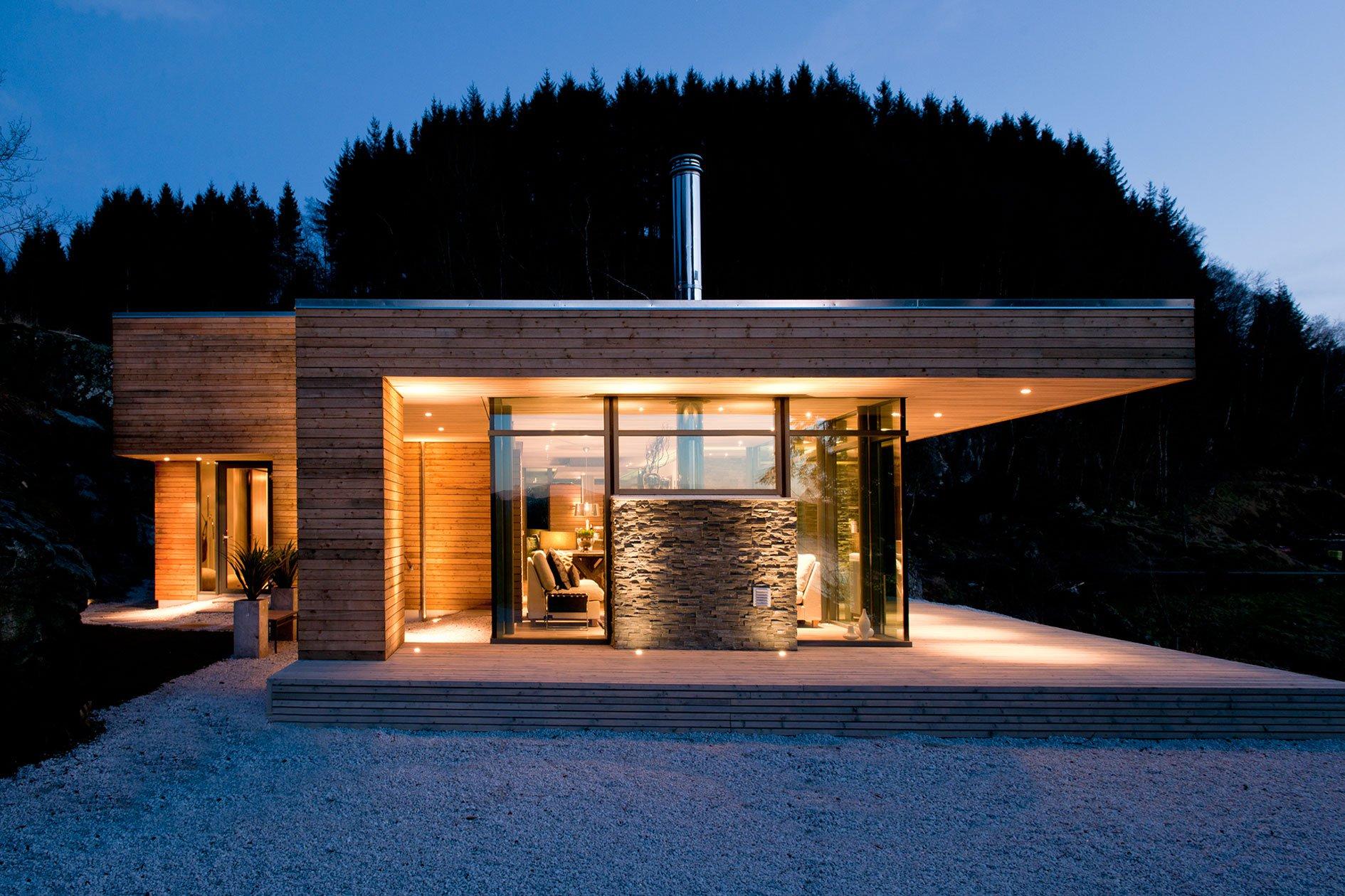 Modern cabin gj 9 by gudmundur jonsson architect for Modern home design blog