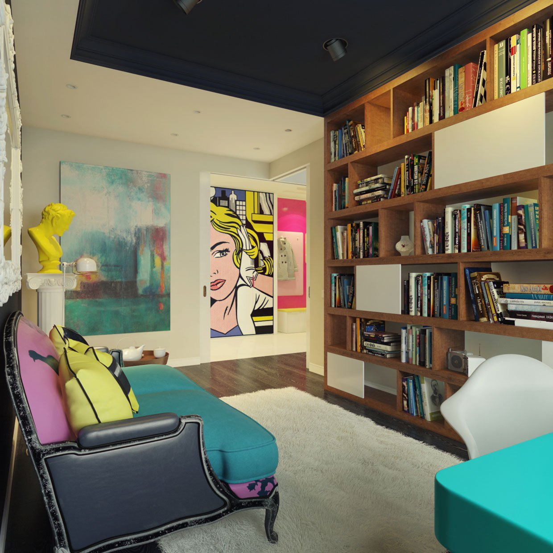 Modern-Pop-Art-Interior-19