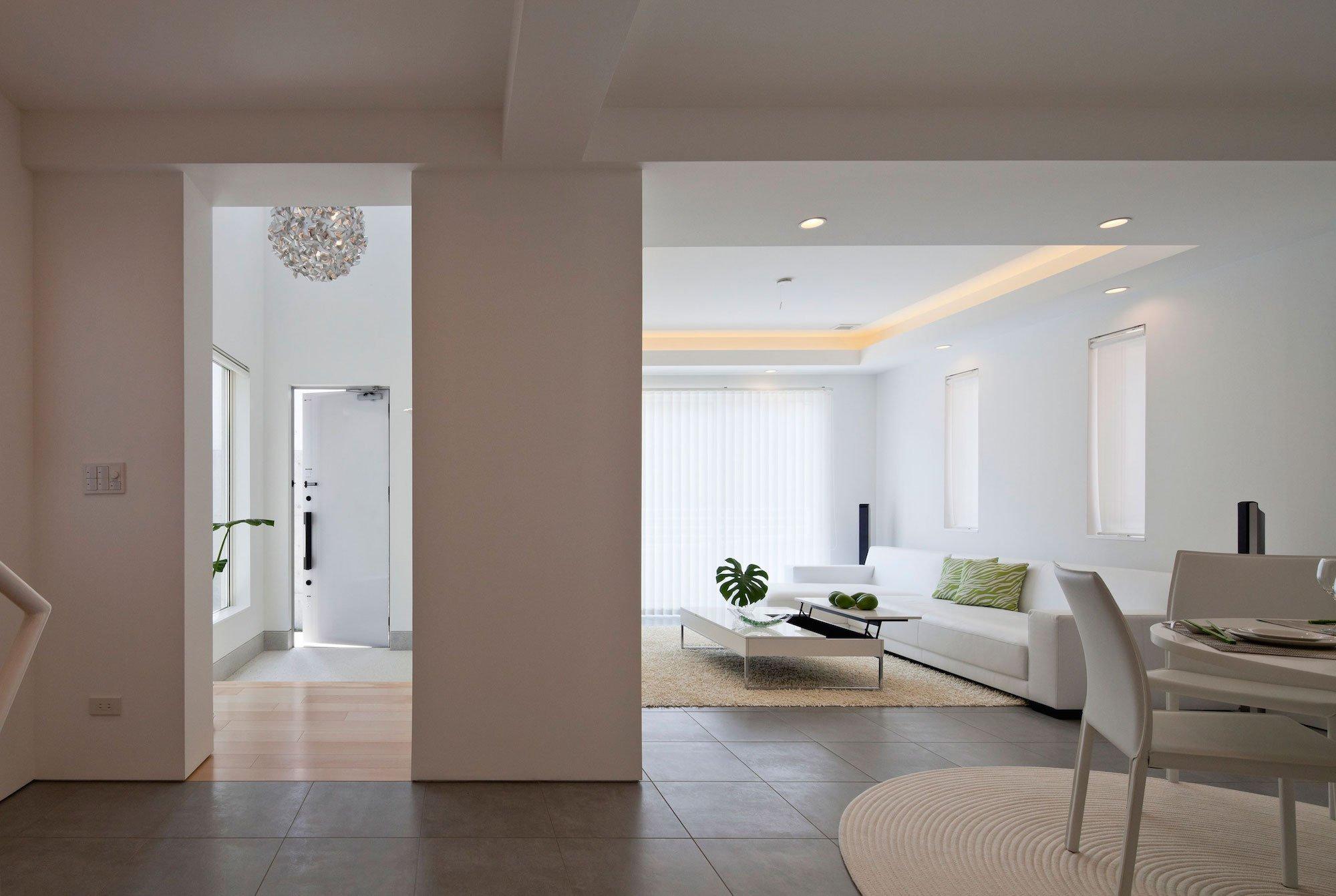Modern zen design house by rck design caandesign for Zen interior design