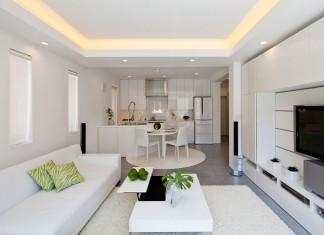 Modern Zen Design House by RCK Design