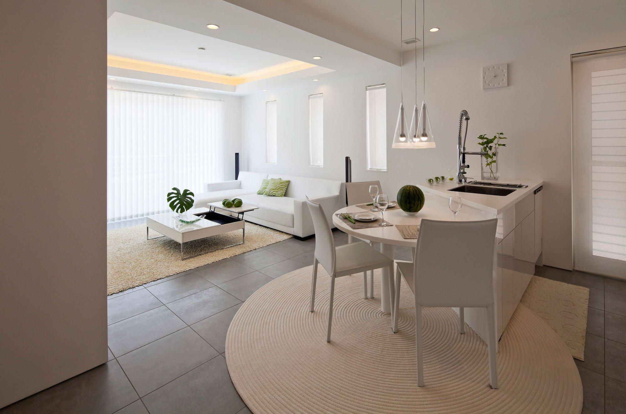 Modern Zen Design House by RCK Design CAANdesign Architecture