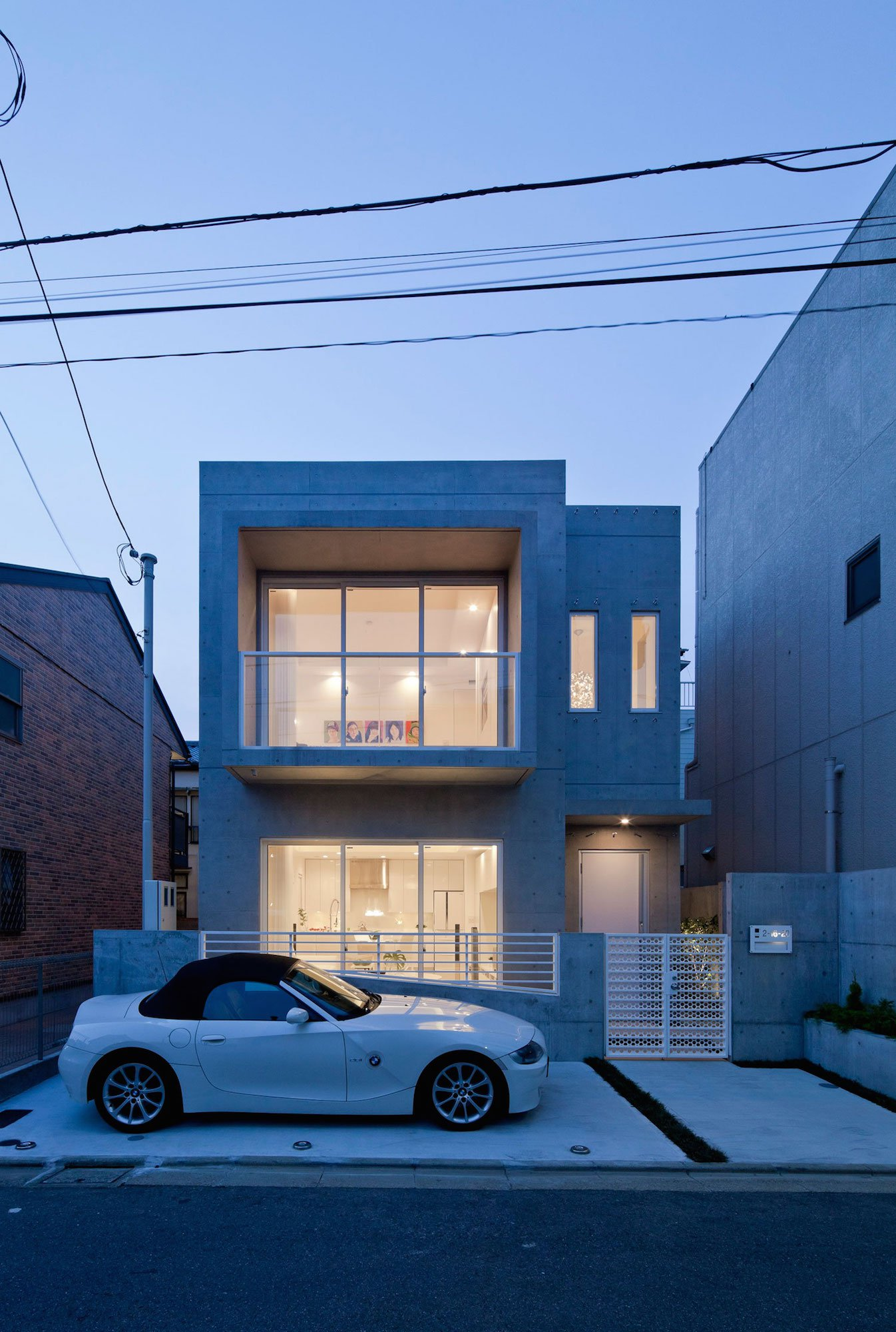 Modern Zen Design House By Rck Design Caandesign