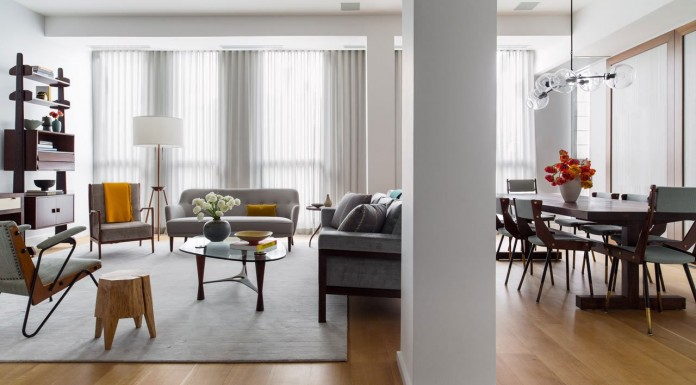 Ninth Avenue Duplex by wUNDERground architecture