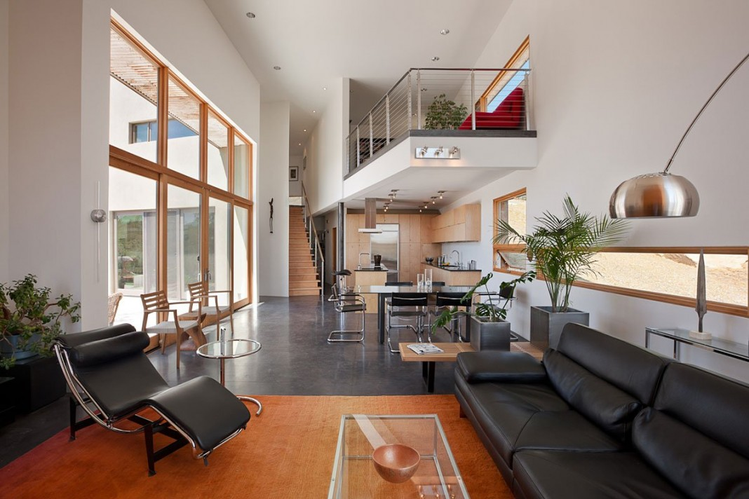 Oblio House by Edward Fitzgerald Architects
