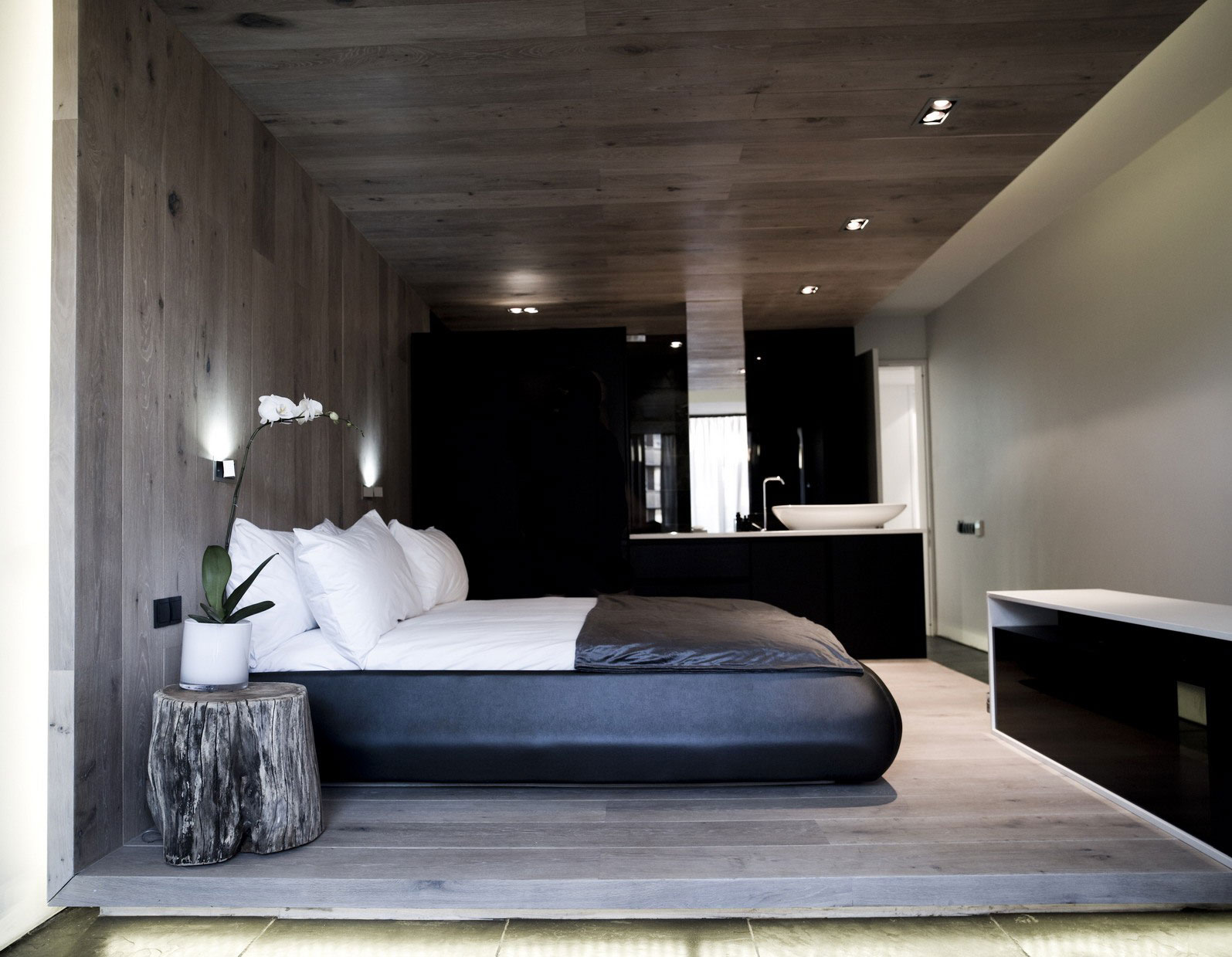 Pod boutique hotel by greg wright architects caandesign for Boutique hotel rooms