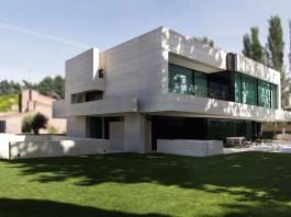Park House by A-cero