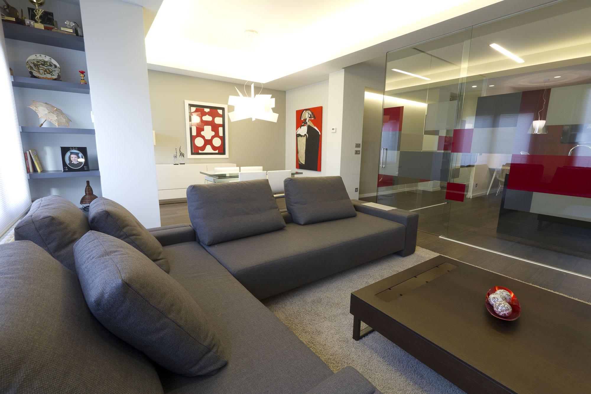 Pastor apartment by bano arquitectura de interiores - Arquitectura de interiores ...