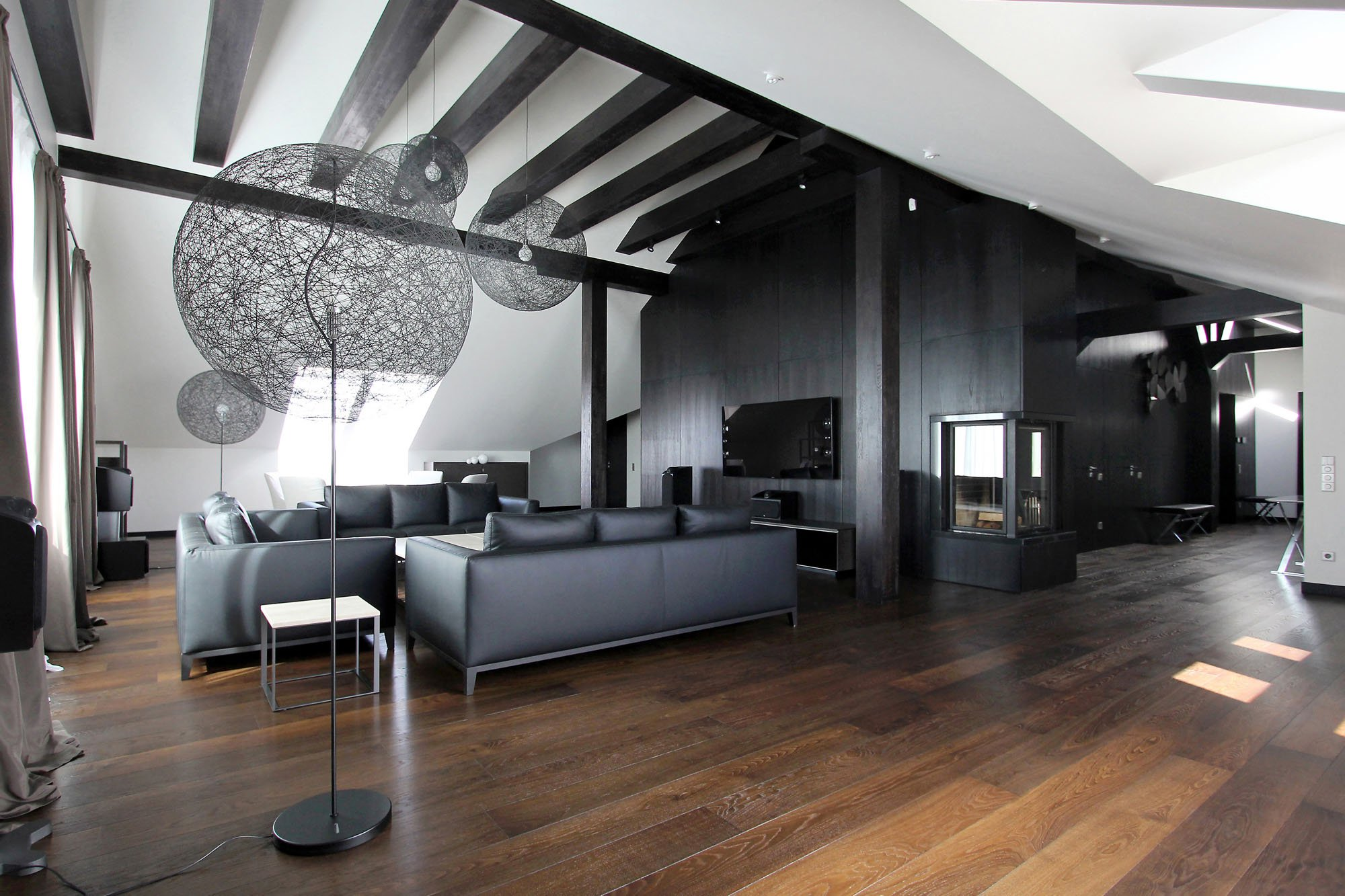 luxury penthouse 03 by ramunas manikas caandesign architecture