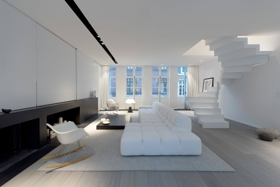 Mayelle private residential lillemayelle - caandesign | architecture and