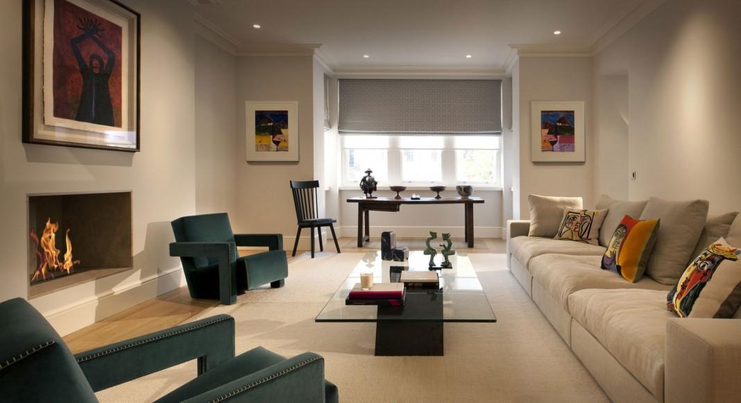 Studio Apartment Queens queens gate apartmenttg studio - caandesign | architecture and