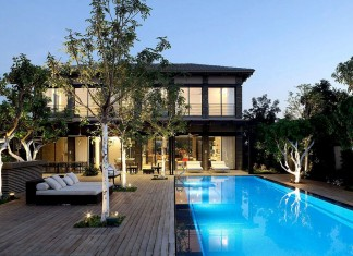 Ramat Hasharon House 10 by Pitsou Kedem Architects