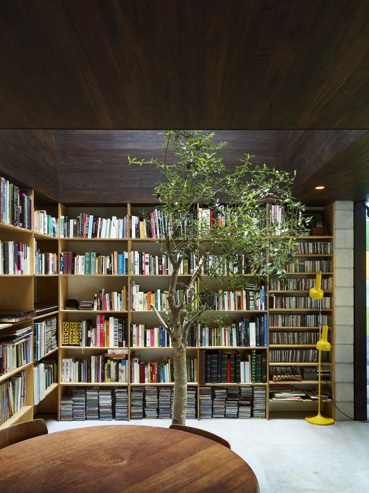 Dawn Johnsen >> Raven Street House by James Russell Architect - CAANdesign | Architecture and home design blog