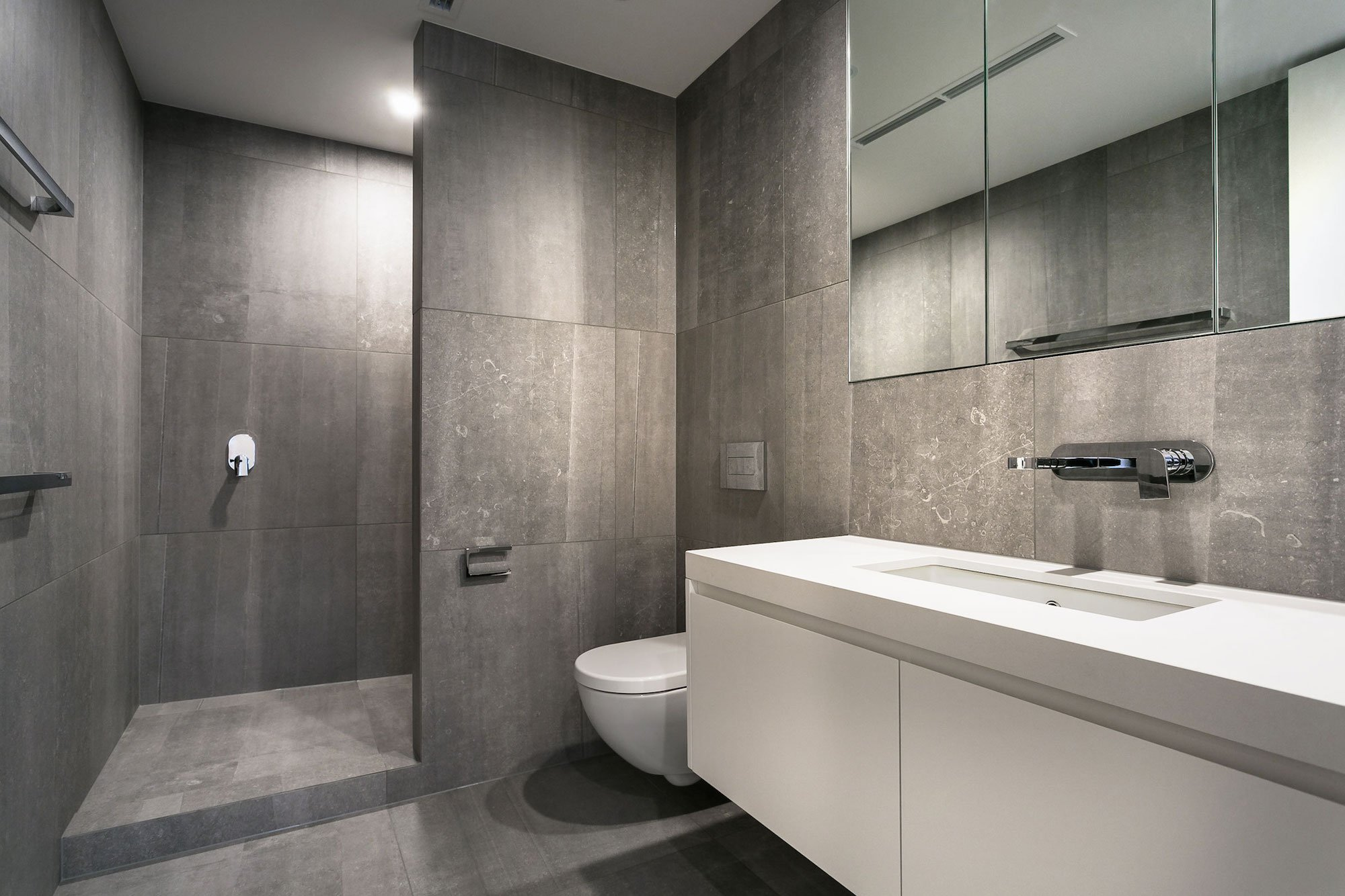 Redesigned Apartment Interior in South Yarra-11