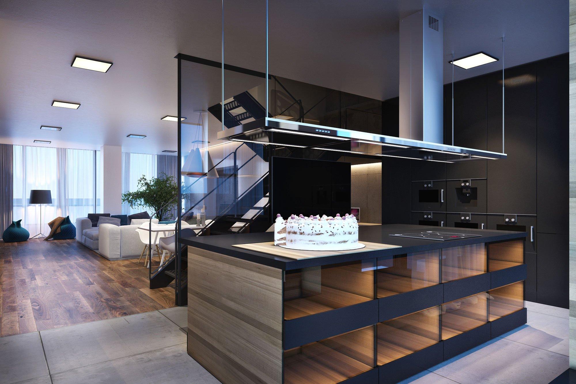S Apartment Visualised By Igor Sirotov Caandesign