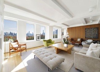 Sprawling Central Park Apartment by Shelton, Mindel & Associates