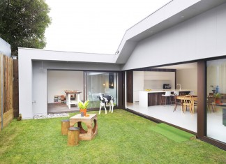 St Kilda House by Jost Architects