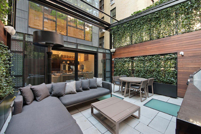 stunning modern townhouse in new york - caandesign | architecture