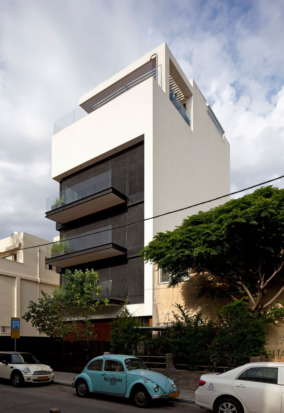 Tel Aviv Town House 1 Pitsou Kedem Architect Caandesign