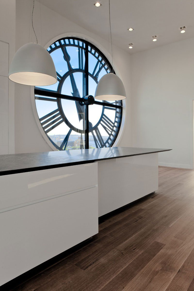 Kick Plates For Cabinets The Clock Tower By Minimal Caandesign Architecture And Home