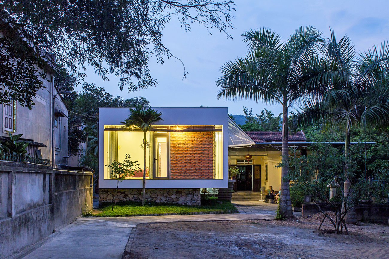 The Shelter by Nha4 Architects