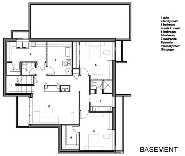 Reformed Sf Loft By Wardell Sagan Projekt: The Summit By Habitat Studio & Workshop