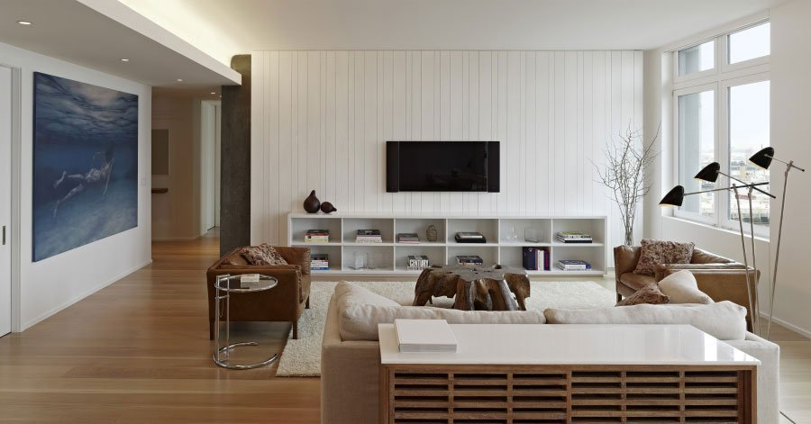 Tribeca loft by robert young architecture interiors for Young interior designers nyc