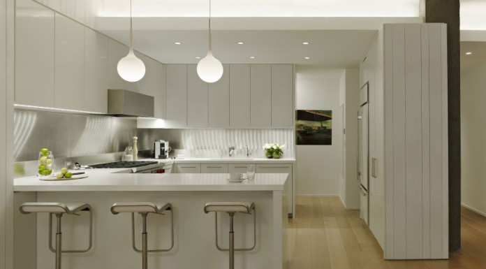 Tribeca Loft by Robert Young Architecture & Interiors