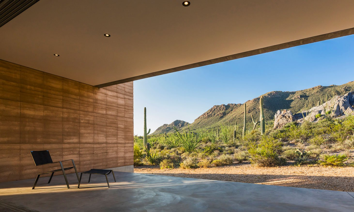 Tucson Mountain Retreat By Dust Caandesign
