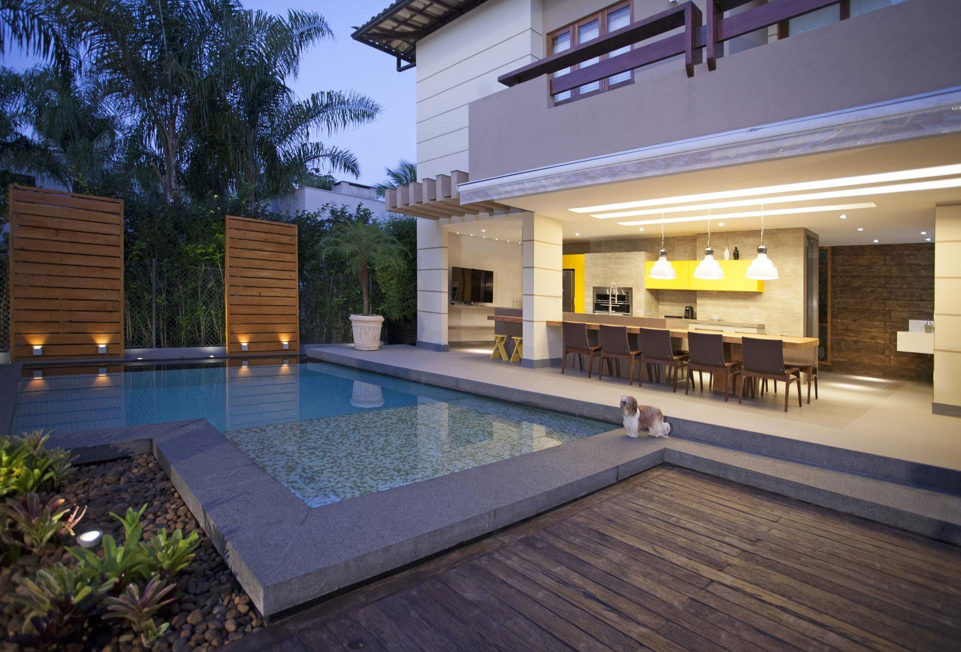 Ubhouse by paula martins arquitetura interiores for How to design a pool