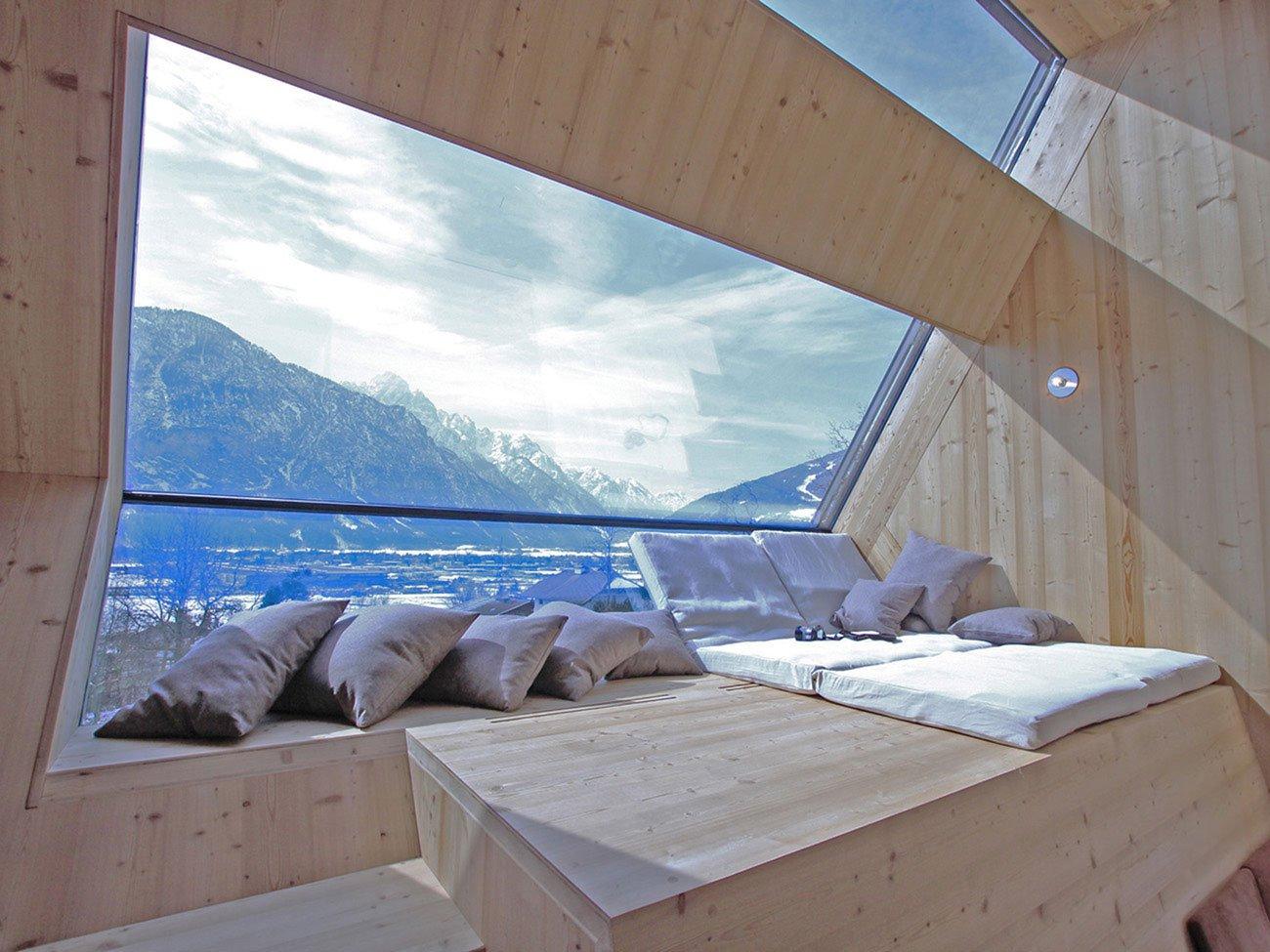 The Ufogel: Small Mountain Retrait in Tyrol