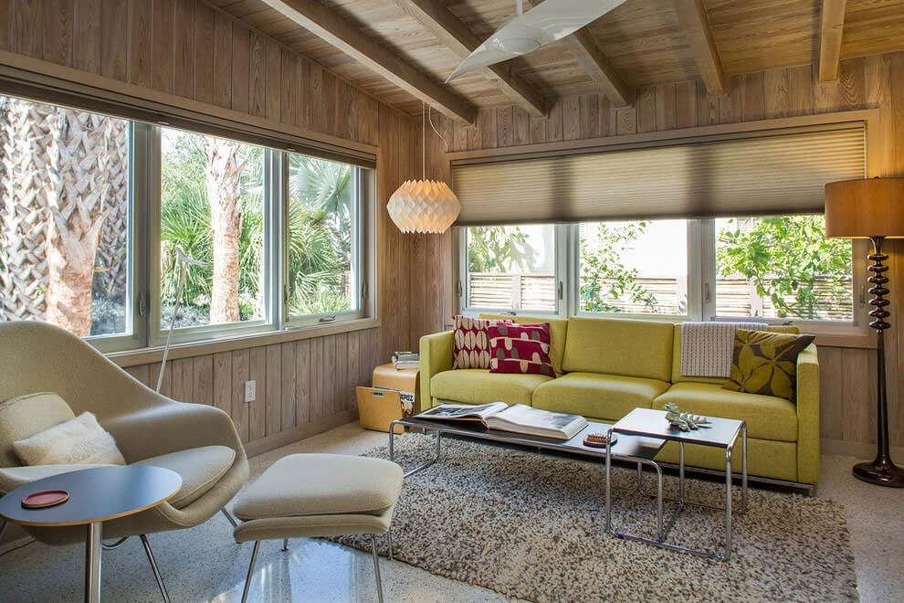 Venice Island Mid Century By Dynan Construction Management