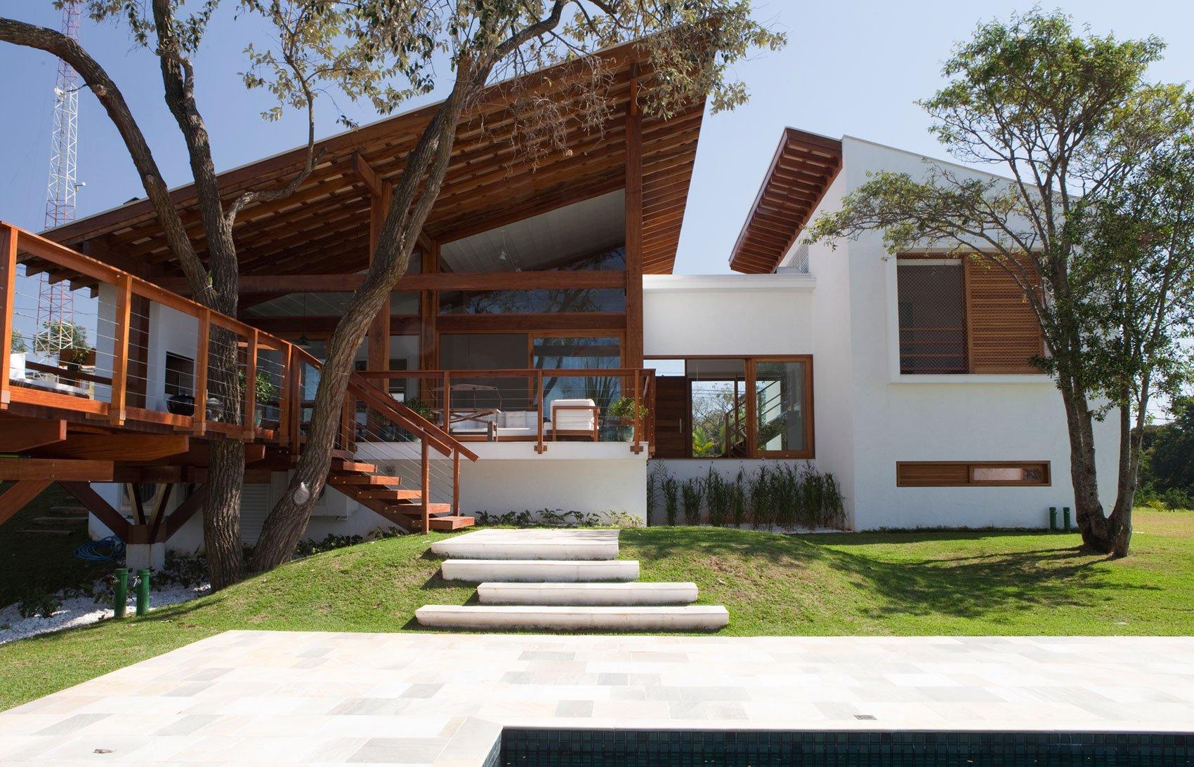 Vila real de itu 2 by gebara conde sinisgalli arquitetos for Modelos de techos de casas