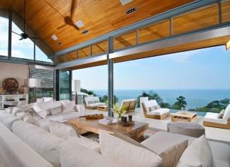 Ocean View Villa Chan Grajang in Phuket