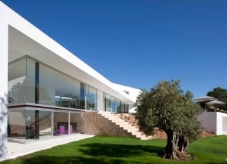 Mediterranean Villa Ixos in Ibiza