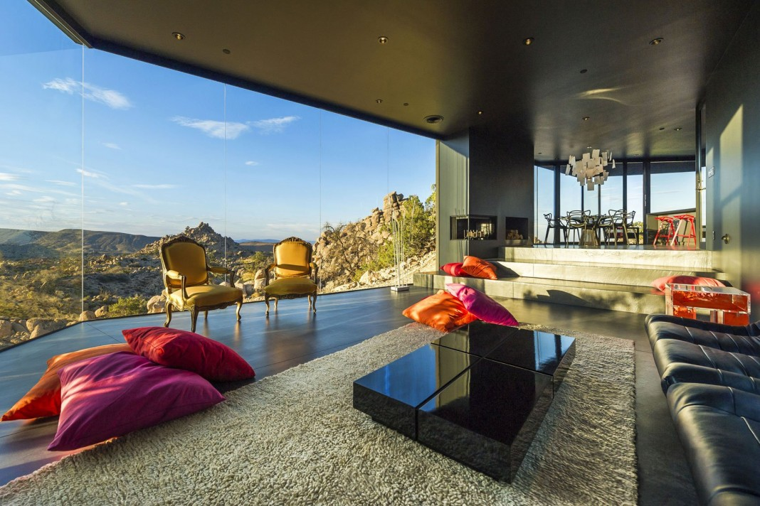 Yucca Valley House 3 by Oller & Pejic Architecture