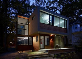 Beech House by Altius Architecture