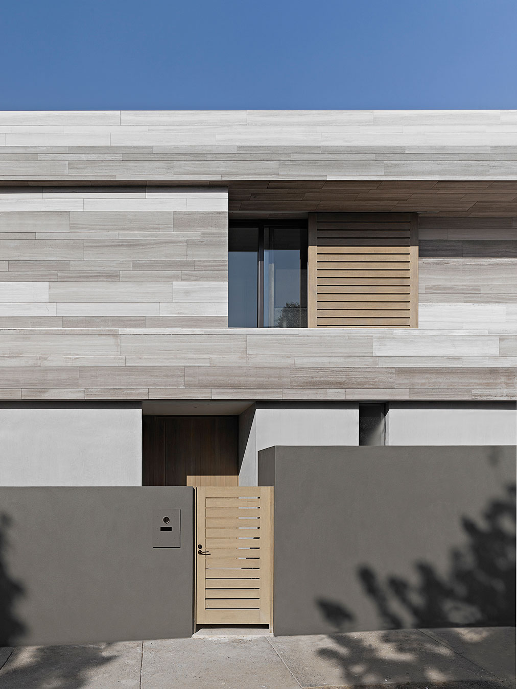 Cassell Street House By B E Architecture Caandesign