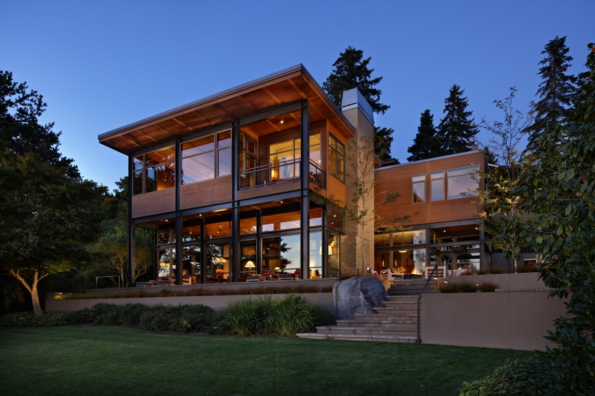 Lake House 2 by McClellan Architects - CAANdesign | Architecture and ...