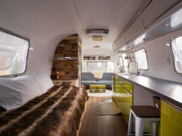 1976 Airstream Portable Home Renovation