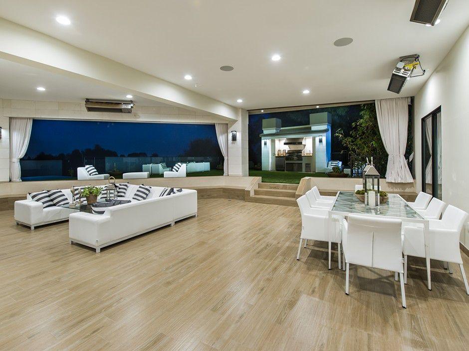 534 Crestline Modern Open Space Mansion-22