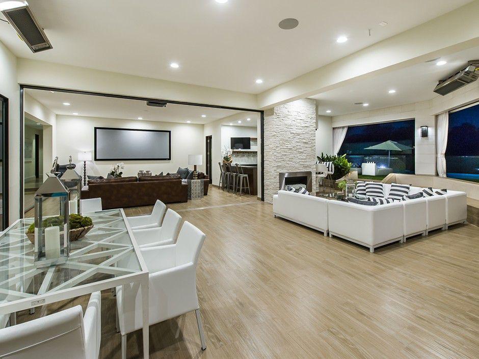 534 Crestline Modern Open Space Mansion-23
