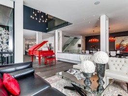 Modern 7 Ashley Park Road Contemporary Masterpiece in Toronto