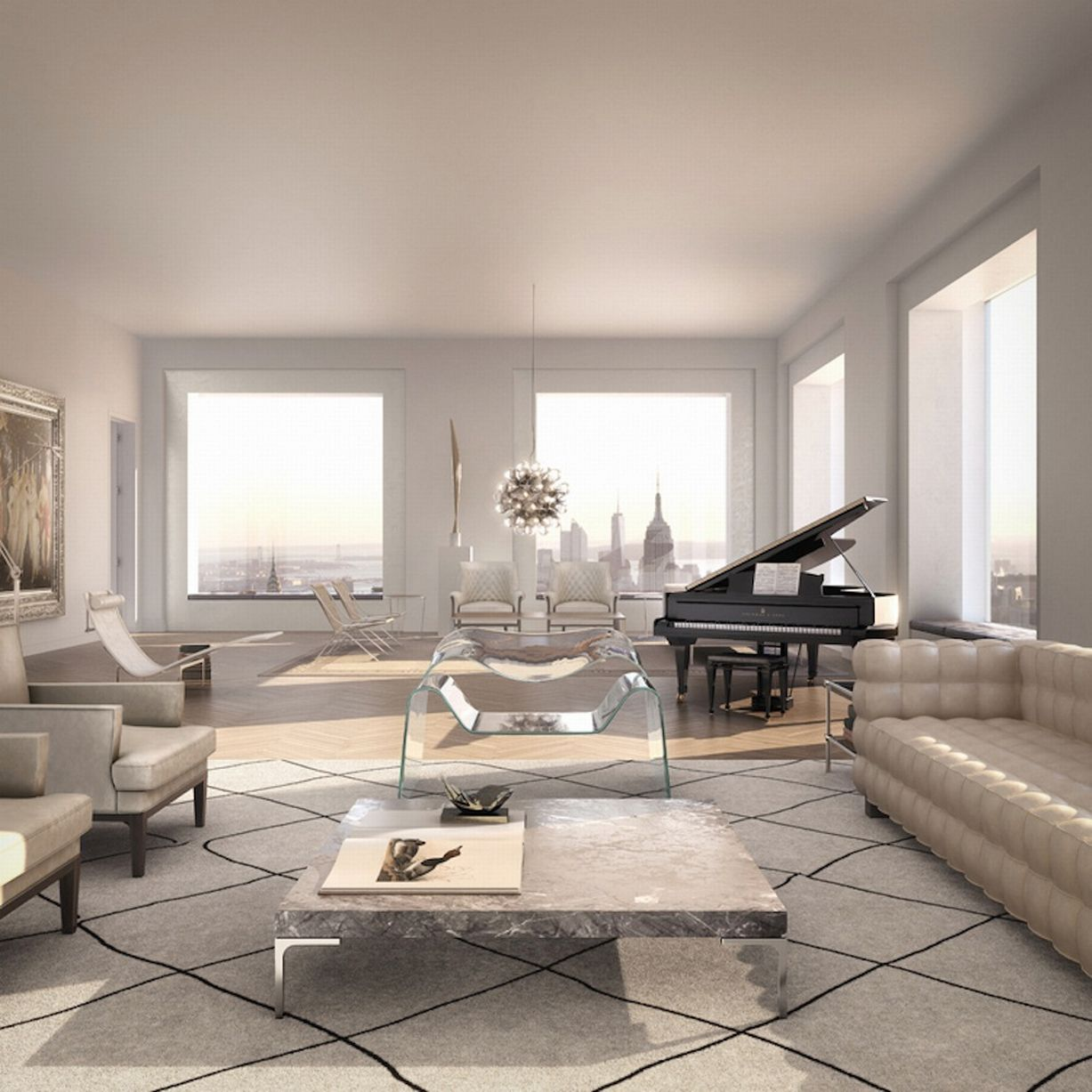$95 Million Dollar Luxury Penthouse in New York-01
